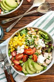 copycat northstar chopped salad with