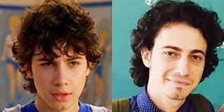 Adam Lamberg, Lizzie McGuire from Disney Channel Stars Then and ...