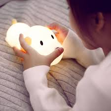 Decorative Kids Night Touch Lamp Nursery Bedside Table Light With Images Night Light Kids Baby Night Light
