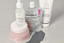 skincare routine for acne e skin