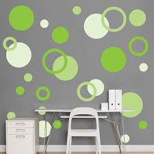 Green Polka Dots Polka Dots Home Decor Graphics Fathead Official Site Polka Dot Wall Decals Polka Dot Walls Wall Decal Sticker