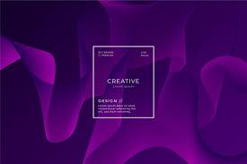 free vector dark purple wavy wallpaper
