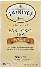 twinings twinings earl grey decaf tea
