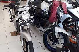 motor bekas harga kawasaki ninja 150 r