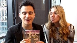 Lauren Collins and Adamo Ruggiero - Degrassi - YouTube