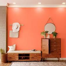 try tropical peach house paint colour