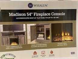 madison 54 electric fireplace at menards