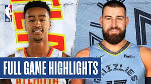 HAWKS at GRIZZLIES | FULL GAME HIGHLIGHTS