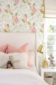The Most Luxury Kids Furniture To Create A Unique And Trendy Bedroom For Your Girl Find More At Circu N Girls Room Wallpaper Girls Bedroom Wallpaper Girl Room