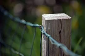 Fence Wooden Posts Post Pile Wood Fence Post Barrier Wire Weathered Rustic Pxfuel