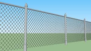 Chain Link Fence 3d Warehouse