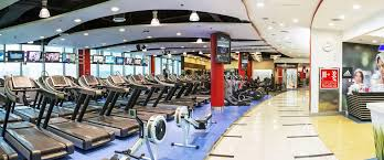 fitness first plus mixed difc fit on