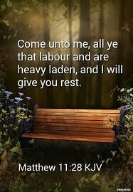 verse of the day matthew kjv christian forums