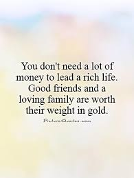 friends and family quotes sayings friends and family picture
