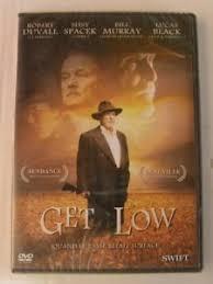 DVD GET LOW - Robert DUVALL / Sissy SPACEK - Aaron SCHNEIDER ...