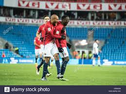 Norways Footballer Adama Diomande Banque d'image et photos - Alamy