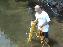 weed rake pond removal oil hydrilla