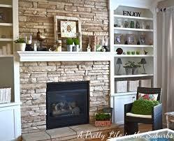 open fireplace hearth