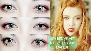 joy 박수영 ice cream cake red velvet 레