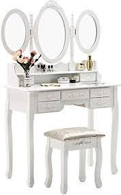 vanity table set white dressing tables
