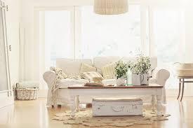 beach cottage white slip covered sofa