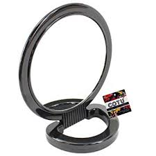 2 sided 1x or 3x magnifying mirror