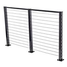 Cable Railing System Kit Aluminum
