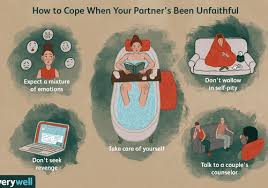 coping when your partner is unfaithful