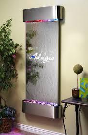 indoor wall fountain indoor water