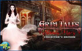 Get Grim Tales: Bloody Mary. Collector's Edition APK App For Android   AAPKS