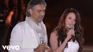 Andrea Bocelli, Sarah Brightman - Time To Say Goodbye (Live) - YouTube
