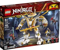Ninjago Legacy Golden Mech - LEGO – Whiz Kids! Out-of-this-World Toys