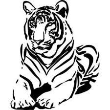 Oracal Tiger Wild Cat Safari Wall Car Truck Window Laptop Vinyl Sticker Decal