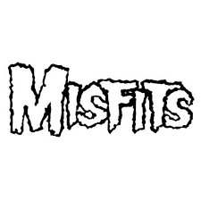 Misfits Decal Sticker Misfits Band Logo Thriftysigns