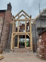timber frame construction methods