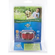 Petsafe Stubborn Dog Stay Play Fence Receiver Dog Collar Dog Fence Systems Petsmart