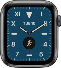 apple watch faces and their features