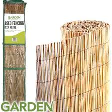 Buy Garden Reed Fencing 1 X 4m At Home Bargains