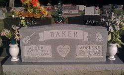 Adeline Baker (1916-2008) - Find A Grave Memorial