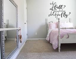 Wall Quotes Decal What If I Fall Oh My Darling What If You Fly Wall Decals Wall Sayings Small Medium Large 39 Colors