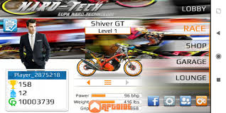 drag bike 201m indonesia mod apk