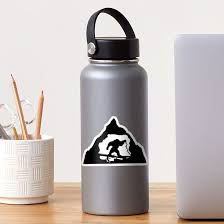 Expedition Everest Yeti Sticker By Pollorojo Redbubble