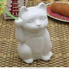 Neko Lucky Cat Ceramic Tiki Mug At Retro Planet