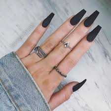 55 cly black nail art designs page