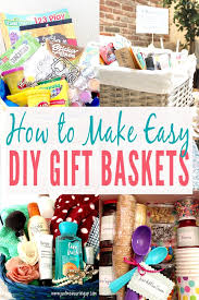 how to make a themed gift basket