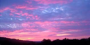 quotes about pink sky