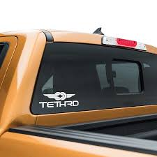 Decal Tethrd Logo Tethrd