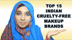 indian free makeup brands