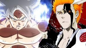 DBZMacky Goku vs Ichigo Power Levels (Dragon Ball Super vs Bleach ...