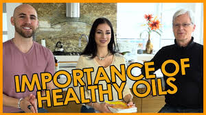 Dr. Udo Erasmus on the Importance of Healthy Oils for Optimal Health &  Well-Being - YouTube